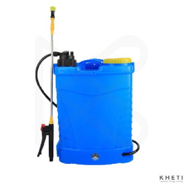 16L Agriculture 2 in 1 Battery Sprayers / Electric and Manual Sprayer_KJ