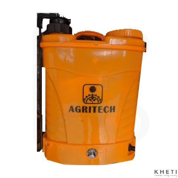 Agritech 2 in 1 Sprayer (Battery + Manual)