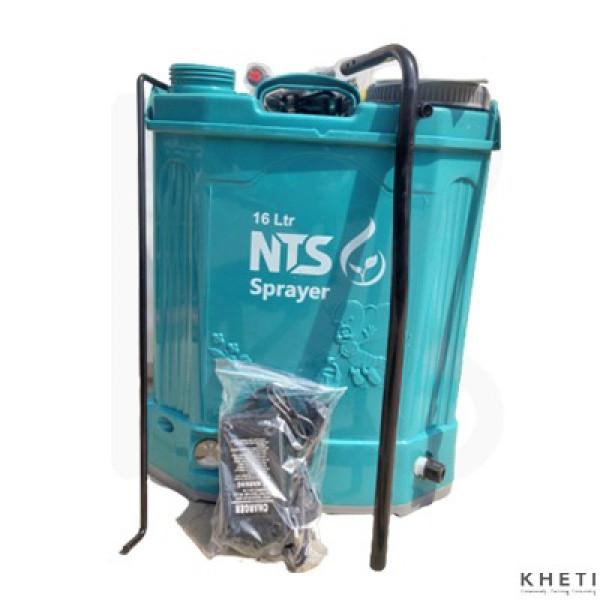 2 in 1 Battery Sprayer (16 L)