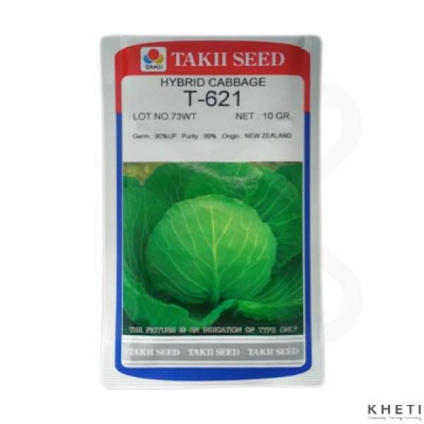 Hybrid Cabbage_T621_SN (Bandakopi ko biu)