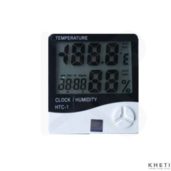 HTC-1 Temperature Humidity Meter Digital Hygrometer